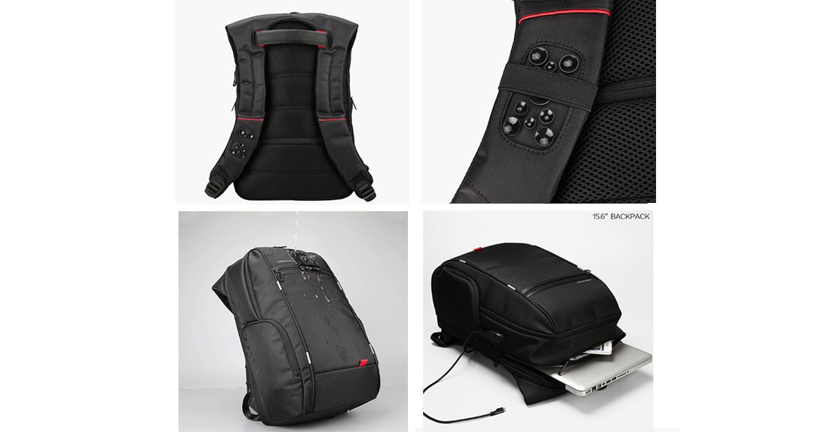 anti theft backpack outdoor